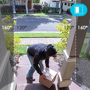door bell ringer wireless with camera