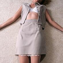 skirt slip under dress