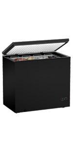 northair 7 cu ft chest freezer