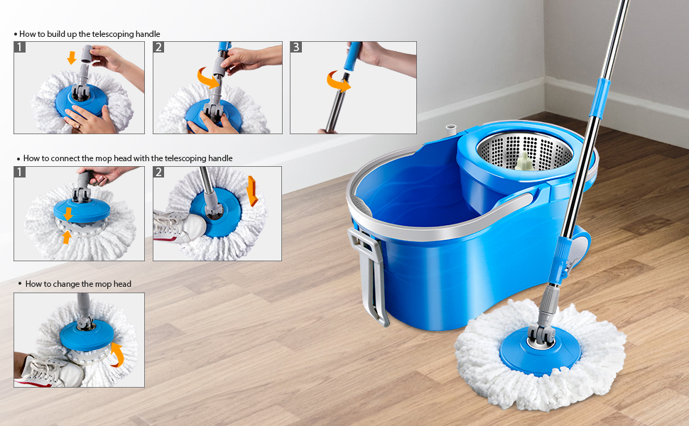 spin mop-Masthome 2