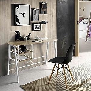 mesa. escritorio, escritorio moderno, escritorio sencillo, escritorio oficina