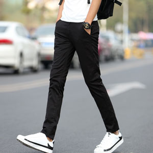mens chinos pants slim fit