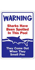 Pool Sign 5