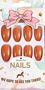 fake nails art