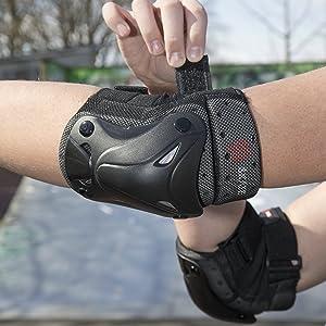 elbow guard skating pads