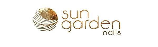 Sun Garden Nails Logo