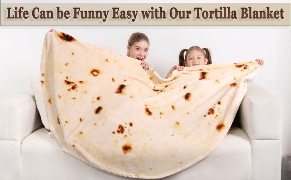 burritos blanket