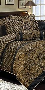 Lisbon 7-Piece Comforter Set