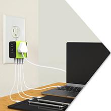 plug travel adapter