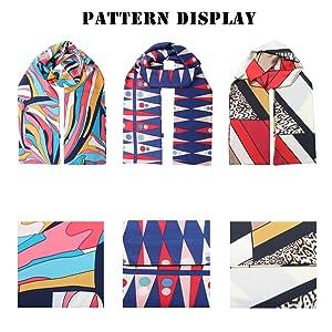 Pattern display