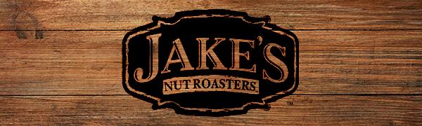 Jake's Nut Roasters logo