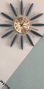Sun Star Clock