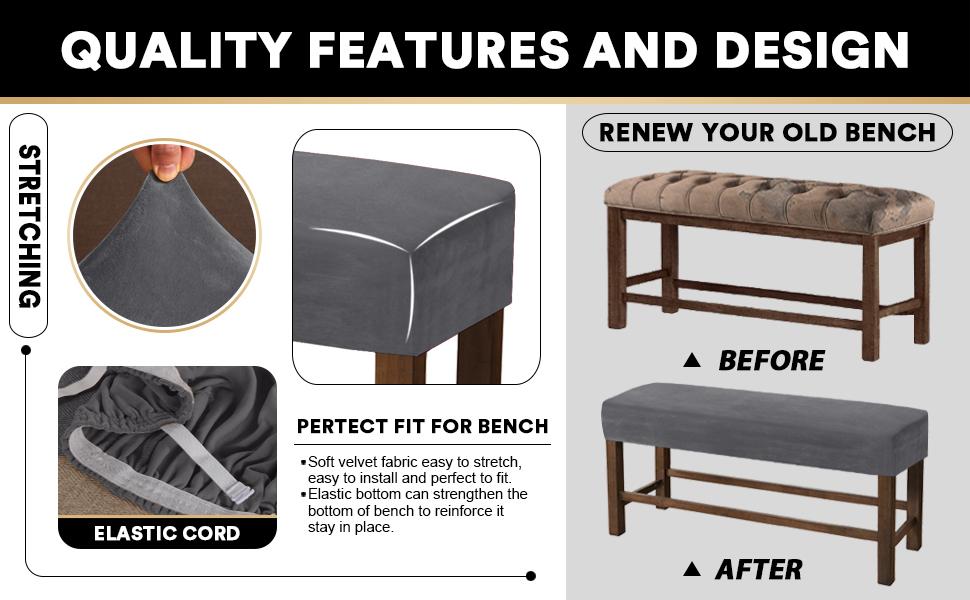PrinceDeco 1 piece sofa cover for furniture protection