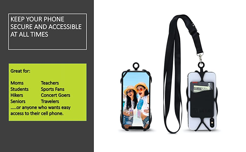 crossbody phone