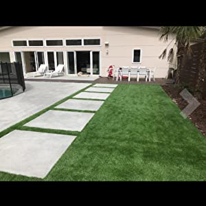 patio grass