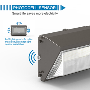 120W LED Wall Pack Light