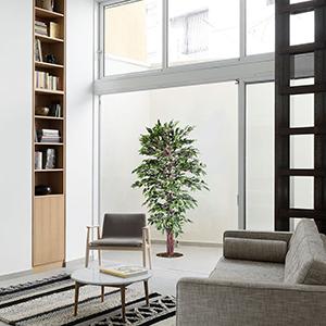 Indoor Outdoor Artificial Ficus Tree