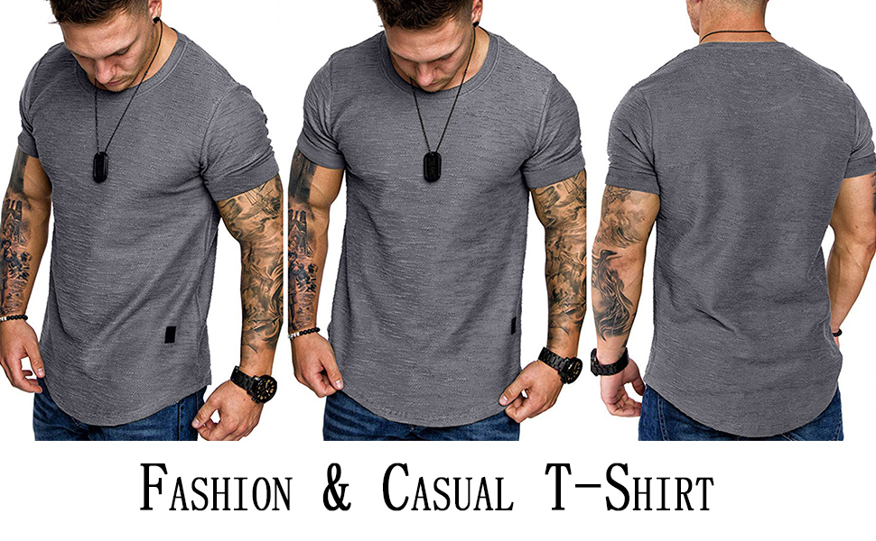 athletic shirts for men