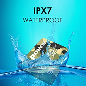 waterproof memory card