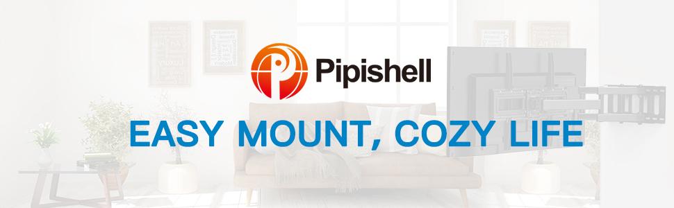 Pipishell tv mount