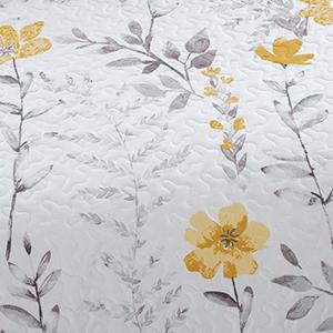 floral coverlet bed set