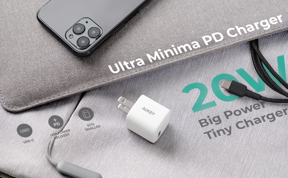 USB C CHARGER 20W 2
