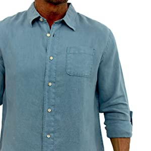 linen shirt for men