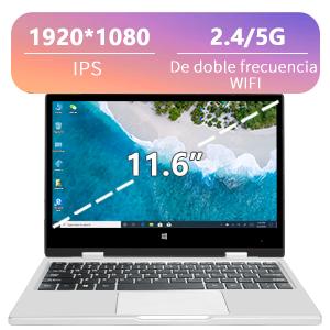 11.6 Pantalla táctil IPS Full HD