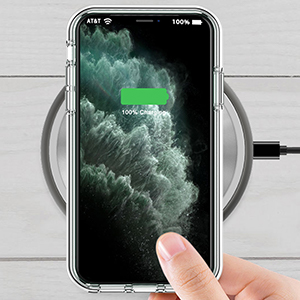 iphone 11 pro max case with screen protector