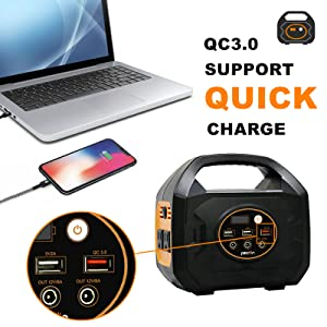 QUICK CHARGE(SUPPORT QC3.0)