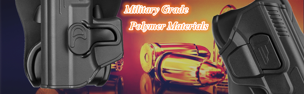 polymer holsters
