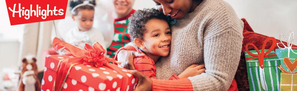 Highlights for Children, Children's Christmas books, Kids Christmas books, Children's Christmas gift