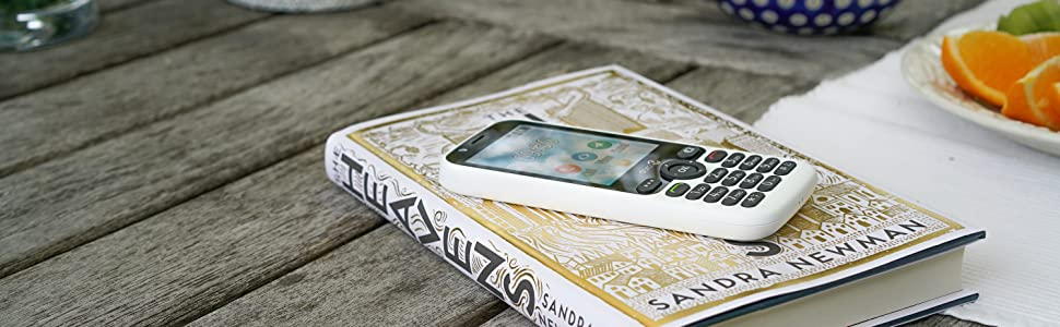 Doro 7010 bar phone for elderly people