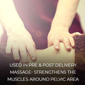 pre and post delivery massage