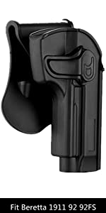 Beretta 92 Holster