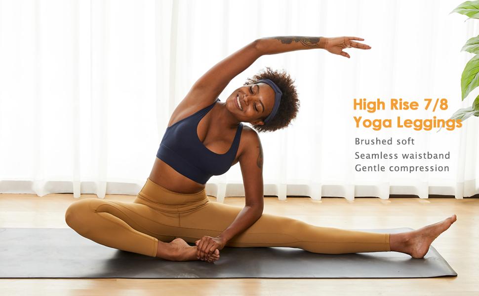 lavento women's high waisted yoga pants