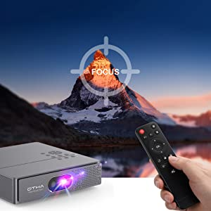 Electric Focus by Remote Control