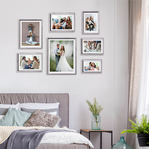 picture frames collage