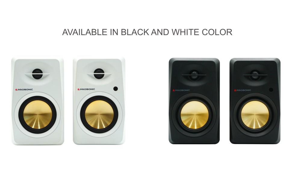 Prosonic BT30 Series Black White