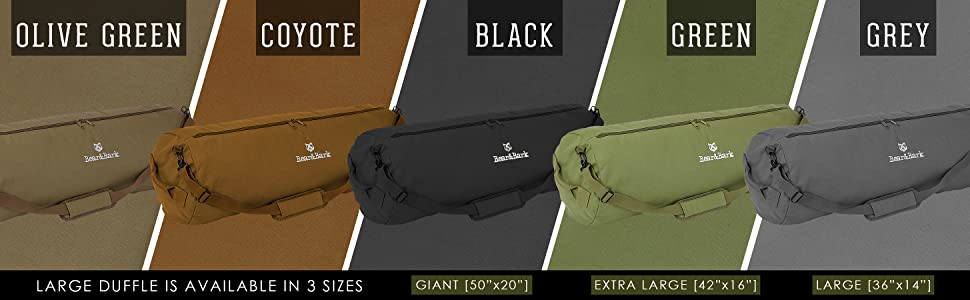 large sizes olive green coyote brown black grey gray