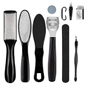 10 in 1 Professional Pedicure Kit