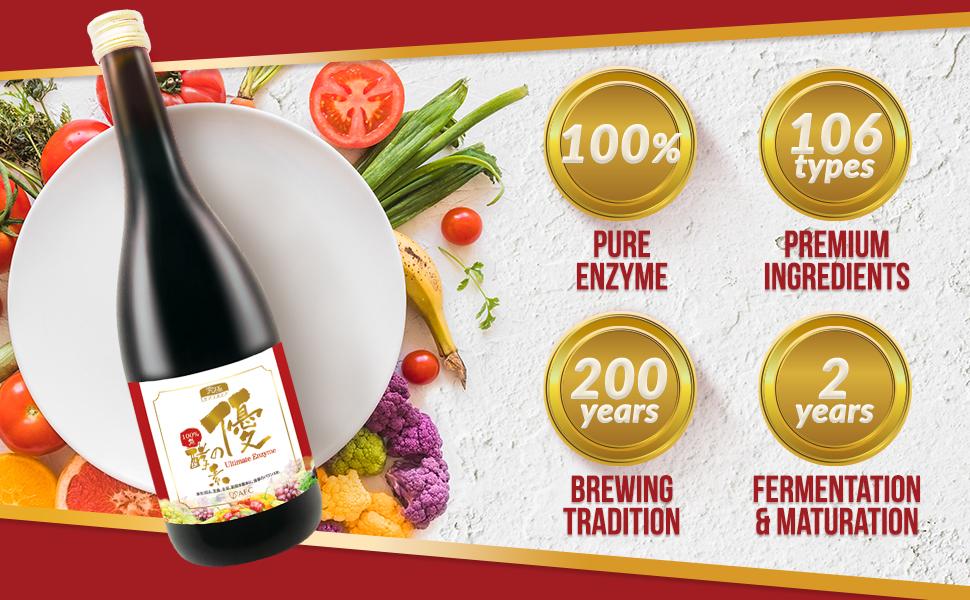 enzyme-drink-fermentation