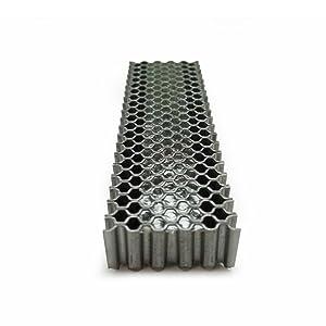 "25 GA 1"" Crown Corrugated Nail"