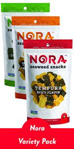 variety pack crispy travel snacks