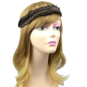 wide fishtail headband