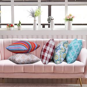 Decorate your indoor sofa
