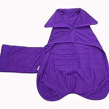 Dog Bathrobe Towel