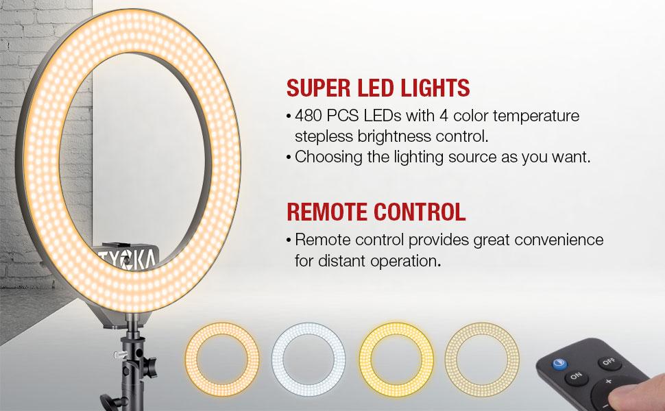 SUPER LED RING LIGHT