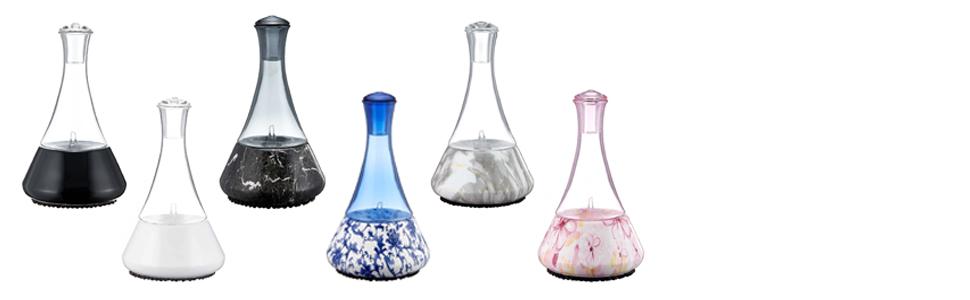Opulence nebulizing diffuser from organic aromas