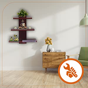 Acco & Deco shelf, SPN-FOR1